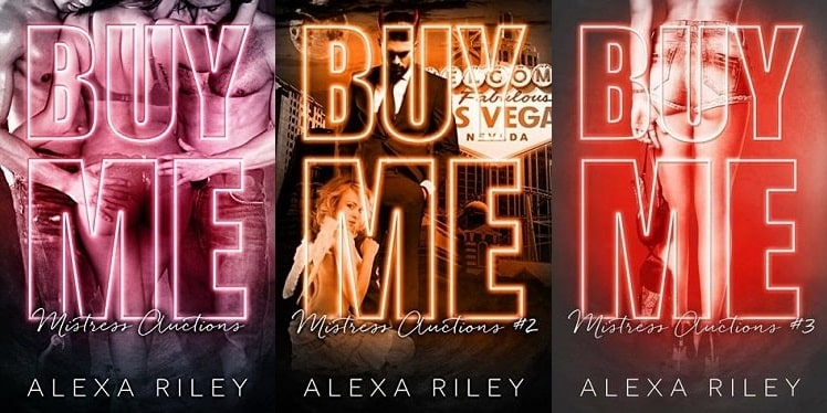 Mistress Auctions Series by Alexa Riley