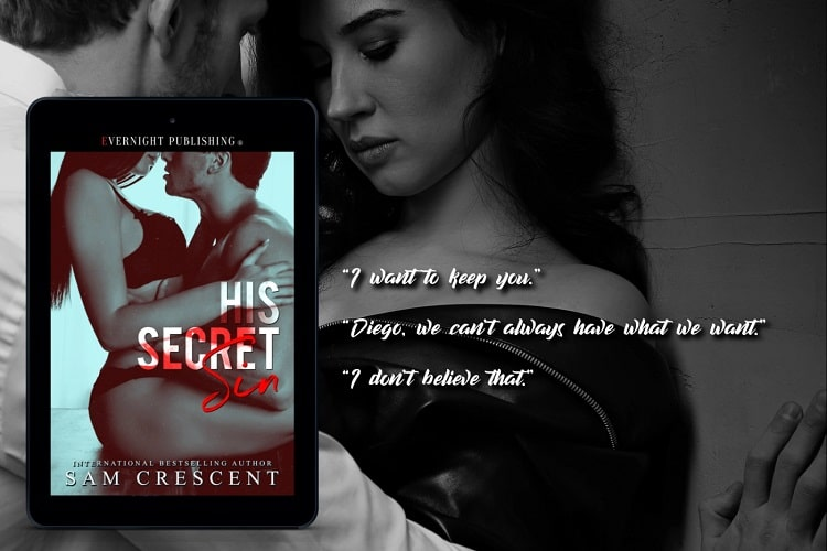His Secret Sin by Sam Crescent
