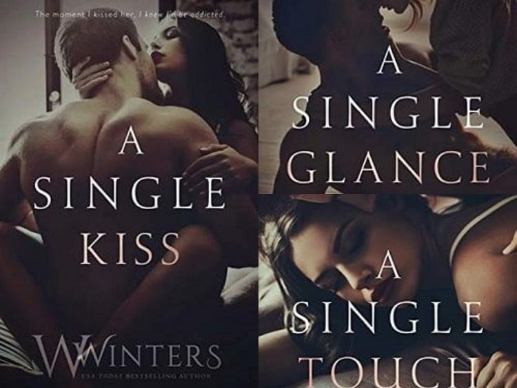 Irresistible Attraction Series by W. Winters