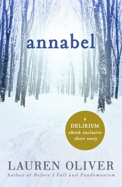Annabel (Delirium 0.5) by Lauren Oliver