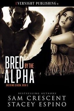 Bred by the Alpha by Sam Crescent, Stacey Espino