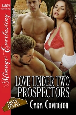 Love Under Two Montanans by Cara Covington