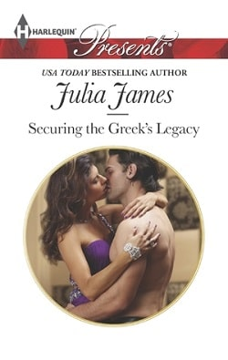 Securing the Greek's Legacy by Julia James
