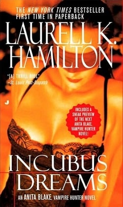 Incubus Dreams (Anita Blake, Vampire Hunter 12) by Laurell K. Hamilton