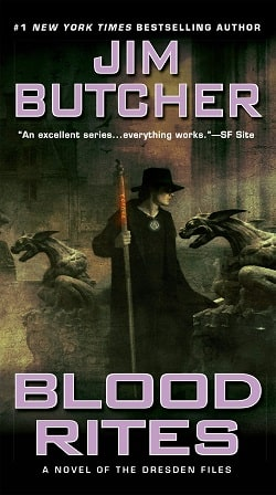 Blood Rites (The Dresden Files 6) by Jim Butcher
