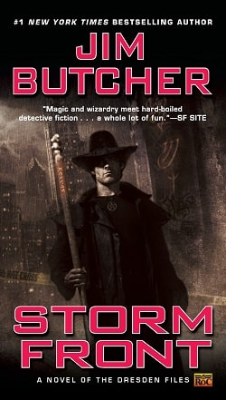 Storm Front (The Dresden Files 1) by Jim Butcher