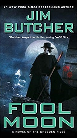 Fool Moon (The Dresden Files 2) by Jim Butcher