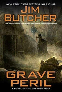 Grave Peril (The Dresden Files 3) by Jim Butcher