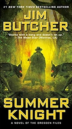 Summer Knight (The Dresden Files 4) by Jim Butcher