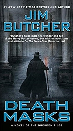 Death Masks (The Dresden Files 5) by Jim Butcher