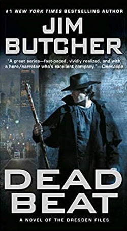 Dead Beat (The Dresden Files 7) by Jim Butcher