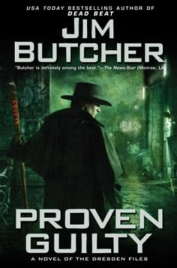 Proven Guilty (The Dresden Files 8) by Jim Butcher