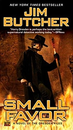Small Favor (The Dresden Files 10) by Jim Butcher