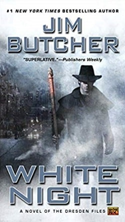 White Night (The Dresden Files 9) by Jim Butcher