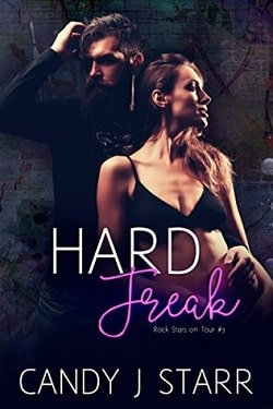 Hard Freak by Candy J Starr