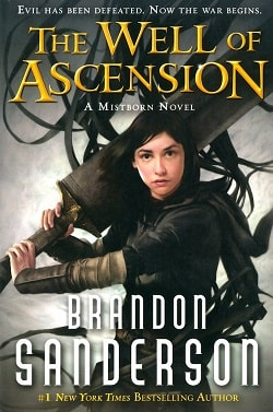 The Well of Ascension (Mistborn 2) by Brandon Sanderson