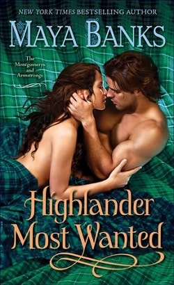 Highlander Most Wanted (The Montgomerys and Armstrongs 2) by Maya Banks