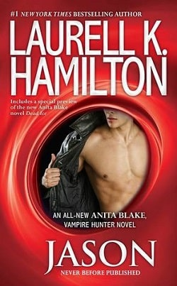 Jason (Anita Blake, Vampire Hunter 23) by Laurell K. Hamilton