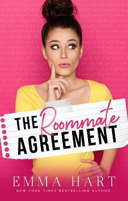 The Roommate Agreement by Emma Hart.jpg