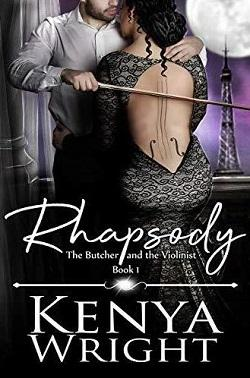 Rhapsody (Butcher and Violinist 1) by Kenya Wright.jpg