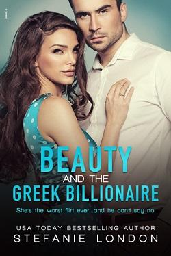 Beauty and the Greek Billionaire by Stefanie London.jpg