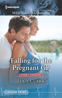 Falling for the Pregnant GP by Lucy Clark-min.jpg