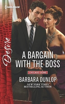 A Bargain with the Boss by Barbara Dunlop.jpg