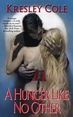 A Hunger Like No Other (Immortals After Dark 2) by Kresley Cole.jpg