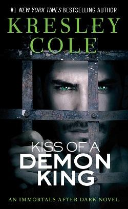 Kiss of a Demon King (Immortals After Dark 7) by Kresley Cole.jpg