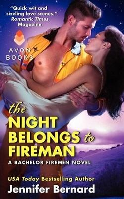 The Night Belongs To Fireman by Jennifer Bernard.jpg