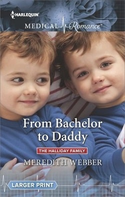From Bachelor to Daddy by Meredith Webber.jpg