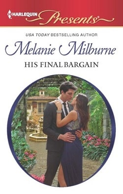 His Final Bargain by Melanie Milburne.jpg