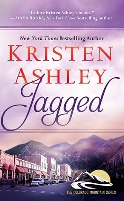 Jagged (Colorado Mountain 5) by Kristen Ashley.jpg