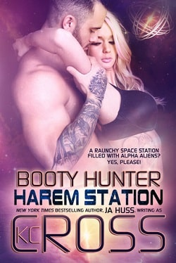 Booty Hunter (Harem Station 1) by J.A. Huss.jpg