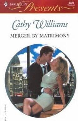 Merger By Matrimony by Cathy Williams.jpg