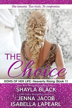 The Choice by Shayla Black, Jenna Jacob, Isabella LaPearl.jpg