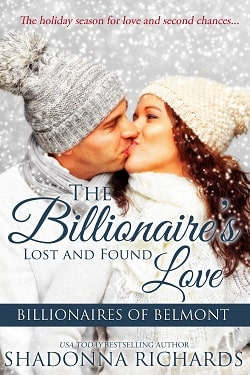 The Billionaire's Lost and Found Love by Shadonna Richards.jpg