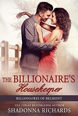 The Billionaire's Housekeeper by Shadonna Richards.jpg