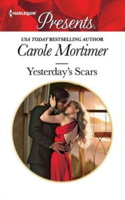 Yesterday's Scars by Carole Mortimer.jpg