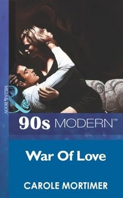 War of Love by Carole Mortimer.jpg