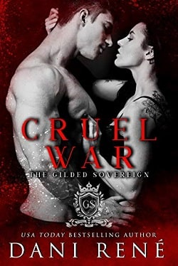 Cruel War (The Gilded Sovereign 1) by Dani Rene.jpg