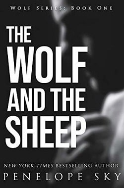 The Wolf and the Sheep (Wolf 1) by Penelope Sky.jpg