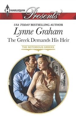 The Greek Demands His Heir by Lynne Graham.jpg
