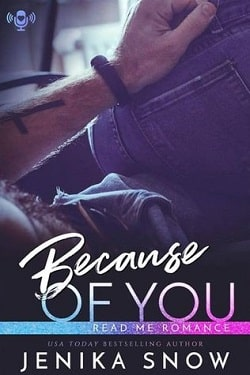 Because of You by Jenika Snow.jpg