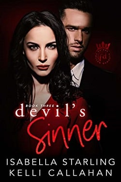 Devil's Sinner (Fallen Dynasty 3) by Isabella Starling