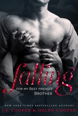 Falling for My Best Friend's Brother (One Night Stand 2) by J.S. Cooper
