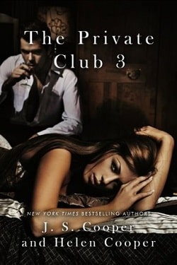 One Day (The Private Club 3) by J.S. Cooper