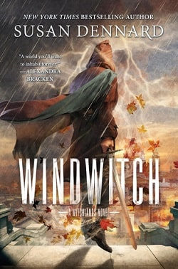 Windwitch (The Witchlands 2) by Susan Dennard