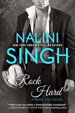 Rock Hard (Rock Kiss 2) by Nalini Singh