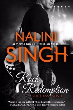Rock Redemption (Rock Kiss 3) by Nalini Singh